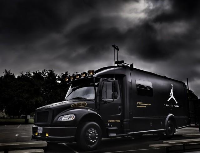 Jordan Flight Truck