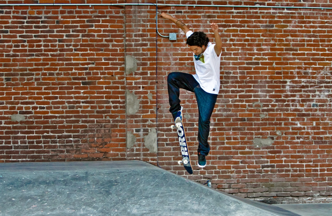Paul Rodriguez Jr. (P Rod)
