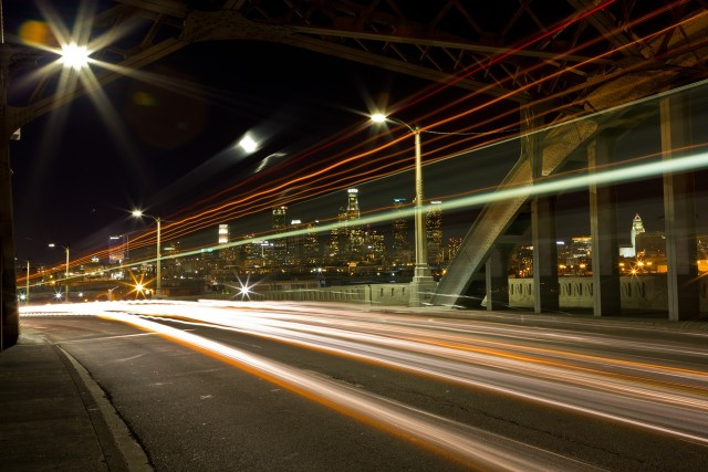 6th Street Bridge (LA Wires)
