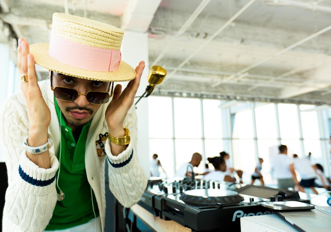 DJ Cassidy NTC
