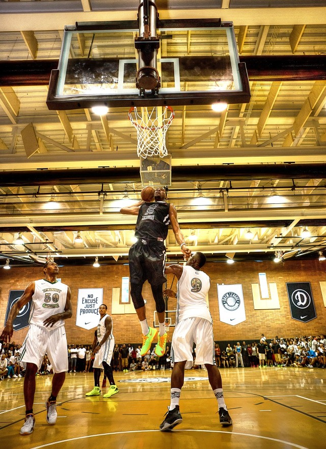 Kevin Durant at Drew League 2013